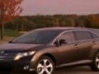 Промовидео Toyota Venza