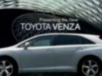 Реклама Тойота Венза