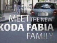 Реклама семейства Fabia 2010