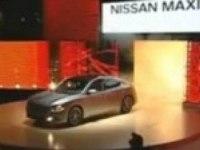 Видеообзор Nissan Maxima от CarDataVideo