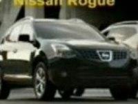 Рекламный ролик Nissan Rogue
