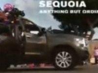 Рекламный ролик Toyota Sequoia