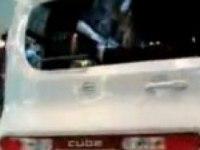 Реклама Nissan Cube в США