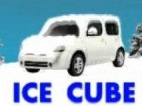 Реклама Ниссан Куб сделаная в домашних условиях