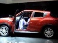 Женевский автосалон: Nissan Juke