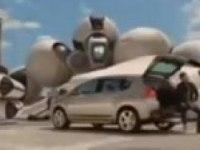 Реклама Peugeot 3008
