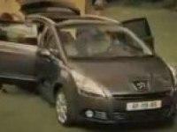 Рекламный ролик Peugeot 5008