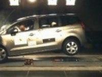 Краш-тест Euro NCAP Peugeot 5008