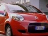 Рекламый ролик Citroen C1