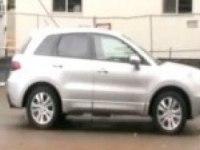 Любительский видео обзор Acura RDX