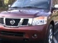 Любительский видео обзор Nissan Armada