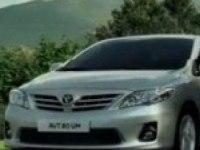 Реклама Toyota Corolla
