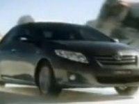 Рекламый ролик Тойота Королла