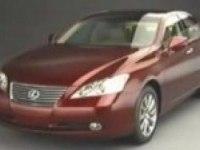 Промо видео Lexus ES 350