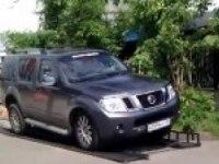 Любительский видео обзор Nissan Pathfinder