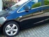 Любительский видео обзор Opel Astra J Hatchback