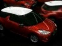 Реклама Citroen DS3