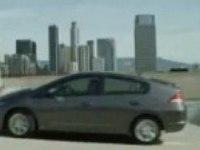 Рекламый ролик Honda Insight
