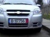 Промо видео Chevrolet Aveo