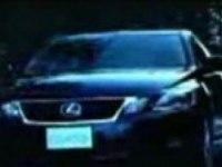 Реклама Lexus GS 460