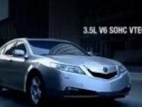 Промовидео Acura TL