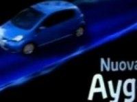 Итальянская реклама Toyota Aygo