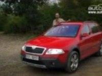 Видео обзор Skoda Octavia A5 Combi Scout