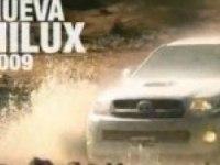 Рекламный ролик Toyota Hilux
