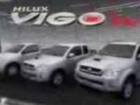Реклама модельного ряда Hilux