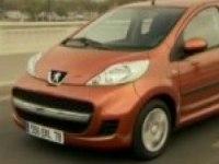 Промовидео Peugeot 107 (англ)