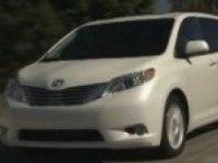 Промовидео Toyota Sienna