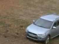 Промовидео Mitsubishi Outlander XL