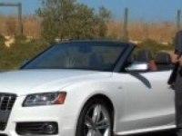 Видеообзор Ауди S5 Кабриолет (англ)