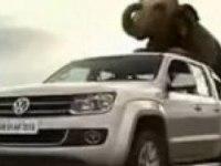 Рекламный ролик Volkswagen Amarok