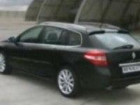 Промо видео Renault Laguna Estate