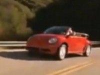 Видеообзор VolksWagen New Beetle Convertiblet