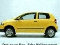 Реклама VW Fox