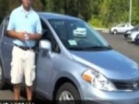 Видеообзор Nissan Versa (Tiida)