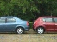 Сравнительный тест-драйв Renault Logan и Sandero