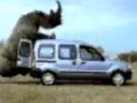 Забавная реклама Renault Kangoo