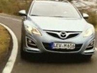 Видеообзор Mazda6 Wagon (англ)