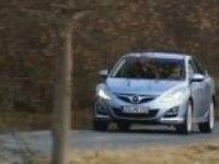 Видеообзор Mazda6 Hatchback (англ)
