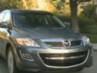 Видеообзор Mazda CX-9 (англ)
