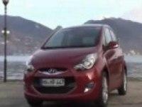 Видеообзор Hyundai ix20 (нем.)