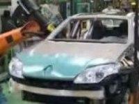 Видео обзор сборки Renault Laguna