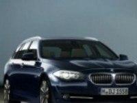 Экстерьер BMW 5 Touring