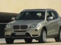 Промовидео BMW X3