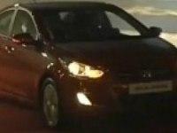 "Hyundai Solaris (Accent) в программе ""Первая передача"" на НТВ"