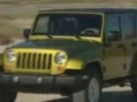 2007 Jeep Wrangler Unlimited promotional video
