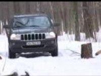 Тест-драйв Jeep Grand Cherokee от Автопилота